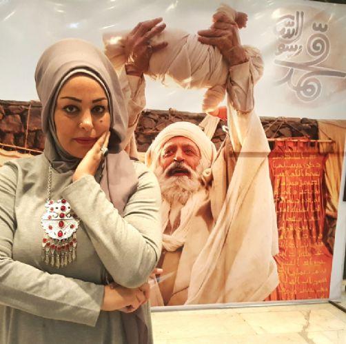 فلم محمد رسول الله المثير للجدل في بغداد مركز النور